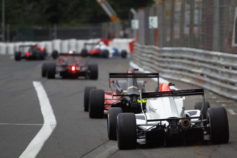2019年のシリーズ開催を断念したフォーミュラ・ルノー・ノーザン・ヨーロピアン・カップ