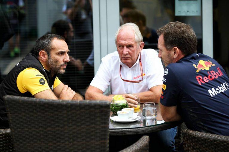 F1 | グランプリのうわさ話:決別以降も関係悪化。口論を続けるレッドブルとルノー