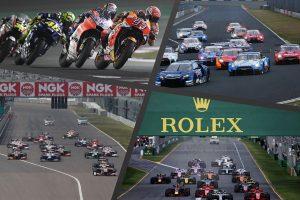 インフォメーション | 日程重複をひと目で確認。2019年モータースポーツ主要カテゴリ開催スケジュール総覧