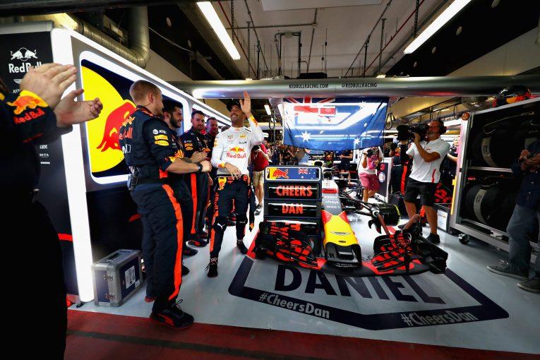 F1 | ウエーバー、リカルドのルノーF1移籍を懸念。「レッドブルと同等の成果をあげるのは困難」