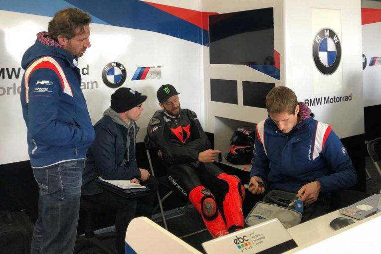 MotoGP | SBK:BMWがアルメリアでプライベートテストを実施。サイクス、新型の「S1000RRのフィーリングに満足」