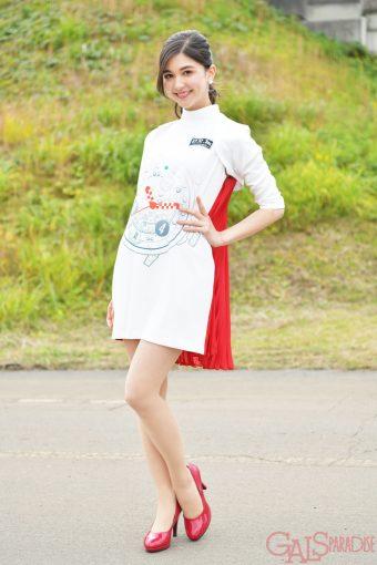 レースクイーン | 久保エイミー(B.R.Mアンバサダー/2018SGT)