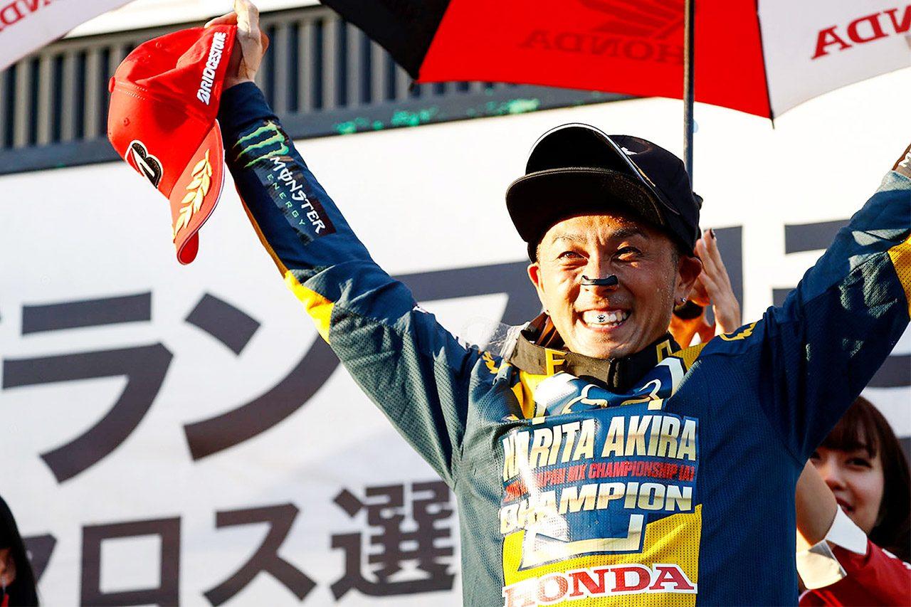 JRPAが恒例の『JRPA AWARD』を選出。大賞はTEAM KUNIMITSU、特別賞に成田亮、栄誉賞に一貴