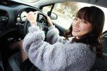 クルマ | 森園れんが苦手な峠道でトヨタ・ヴィッツGRをドライブ/aswebナビゲーターの試乗インプレッション