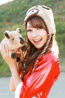 レースクイーン | 安藤麻貴(MODULOスマイル/2018SGT十二支Ver)