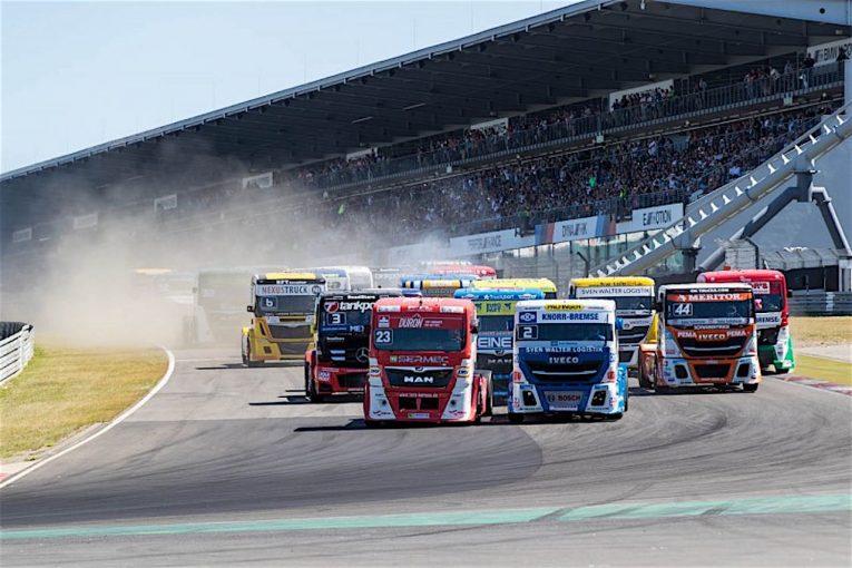 海外レース他   ETRC:全8戦で42万人動員、成長を続けるトラック選手権の2019年カレンダー発表