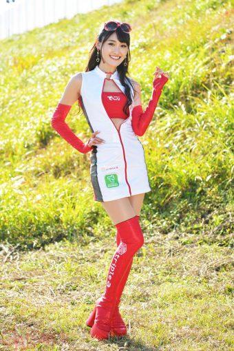 レースクイーン | 宮木梨衣(a-Girls/2018SGT)