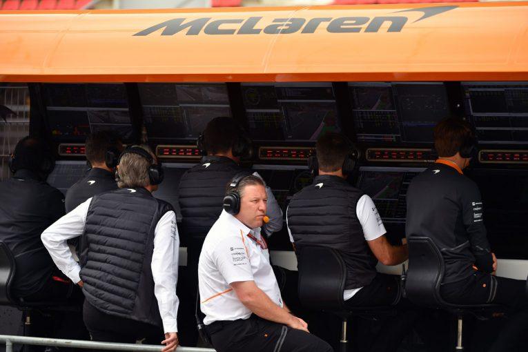 F1 | 「マクラーレンF1の復活には5年が必要」CEOブラウン、目標達成計画を株主に提示