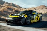 ル・マン/WEC | ポルシェ、新型718ケイマン・GT4クラブスポーツをリリース。ニーズにより2バージョンを用意