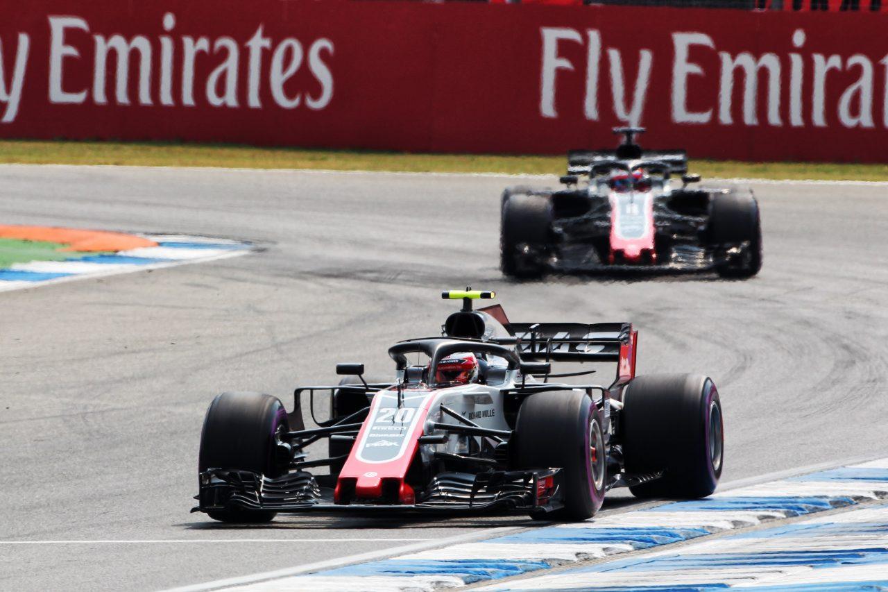 2018年F1ドイツGP