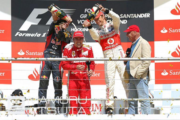 Blog | 【ブログ】特別編Shots!チャンピオン獲得まであと一歩届かなかったフェラーリ時代のアロンソ
