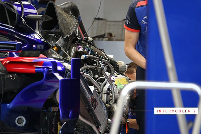 F1   F1技術解説 ホンダPU進化の過程(1):メルセデス方式のタービンレイアウトにたどり着いたホンダ