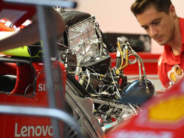F1技術解説 フェラーリPU開発の軌跡