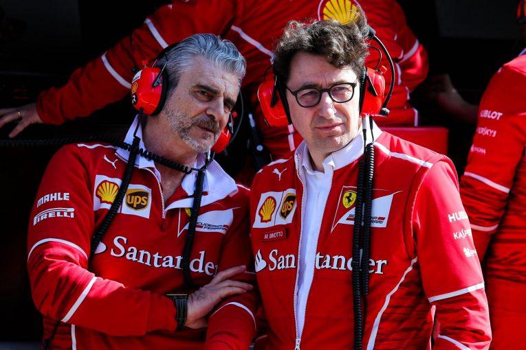 F1 | フェラーリF1激震。チーム代表アリバベーネに代わり技術部門トップのビノット就任を正式発表