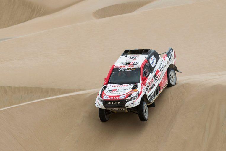 ラリー/WRC | 2019年のダカールラリーが開幕。競技初日はトヨタ・ハイラックスのアル・アティヤが総合首位