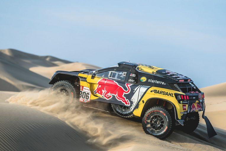 ラリー/WRC | ダカールラリー:競技2日目、セバスチャン・ローブが勢い取り戻す。総合はトヨタがワン・ツー
