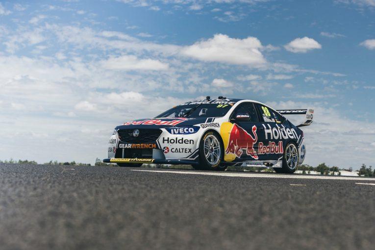 海外レース他 | 豪州スーパーカー:王者レッドブル・ホールデンが2019年カラーリングとチーム体制を発表