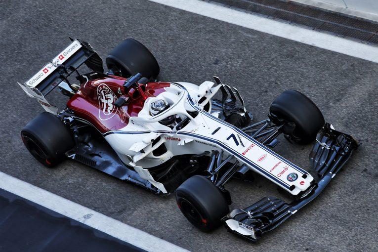 F1   ザウバーF1、フェラーリのテストコースで2019年型ニューマシンをシェイクダウンか