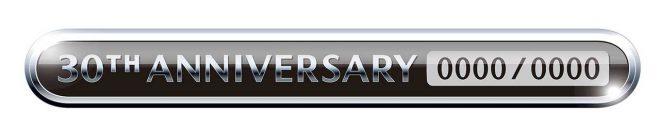 『MX-5 Miata 30th Anniversary Edition』シリアルナンバープレート イメージ