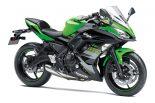 MotoGP | カワサキ2019年モデルのニンジャ650はカラーとグラフィックを変更。2月1日発売