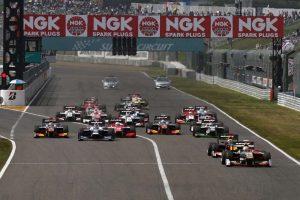 スーパーフォーミュラ | NGKスパークプラグがスーパーフォーミュラ開幕戦『鈴鹿2&4レース』の冠スポンサーに