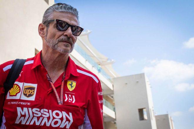 フェラーリF1代表を更迭されたマウリツィオ・アリバベーネ