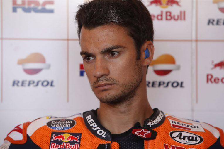 MotoGP | MotoGP:ペドロサ、検査で右鎖骨の骨折が判明。セパンテストは不参加