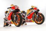 MotoGP | ホンダ2年連続3冠達成を支えたMotoGPマシンRC213V、大分析。エキパイがストレートへと変更に