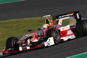 2018全日本スーパーフォーミュラ選手権チャンピオンとなったSF14山本尚貴車