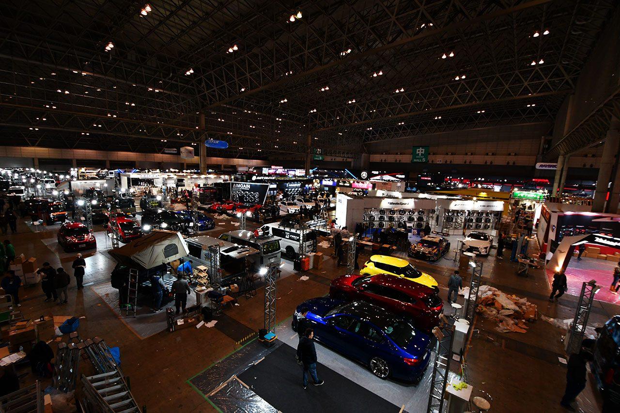 2019年国内モータースポーツがいよいよ幕開け。東京オートサロン2019のレース関連注目ポイント