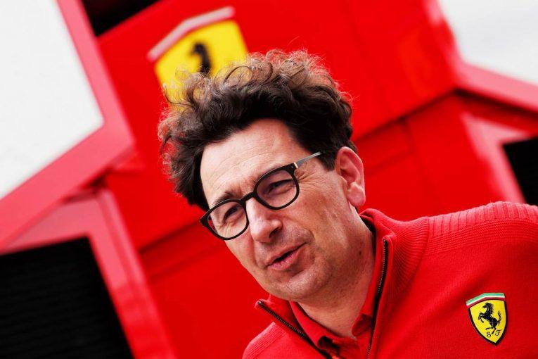 2019年のフェラーリ新チーム代表となるマッティア・ビノット