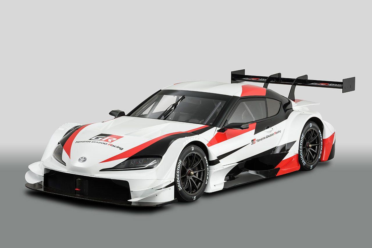 """2020年、スープラがスーパーGTに復活。TOYOTA GAZOO Racing、""""クラス1""""導入に合わせてGT500に投入"""