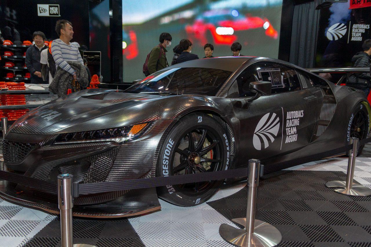 スーパーGT:ARTA、GT300に福住&NSX GT3投入。カラーリングは「今までの線上にはないもの」へ