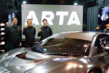 2018年、ARTAは高木真一と福住仁嶺にホンダNSX GT3を託してスーパーGT300クラスを戦う