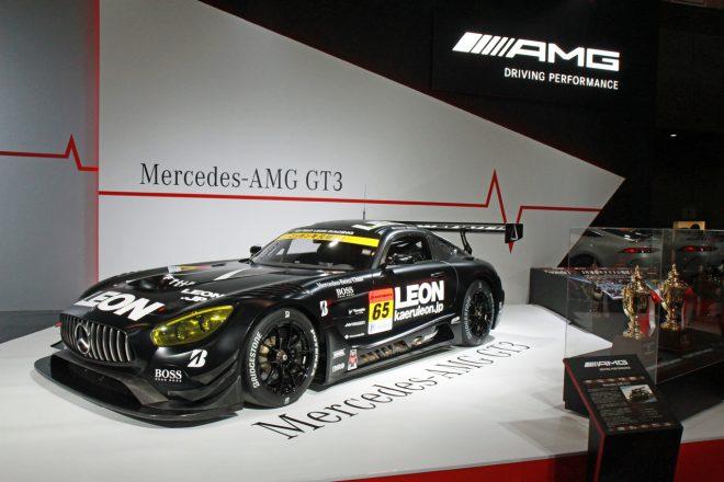 2018年GT300クラス王者のK2 R&D LEON RACINGはLEON PYRAMID AMGと車名を変更