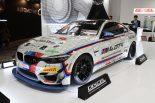 2018ブランパンGTシリーズアジア王者のTeam Studie BMW M4