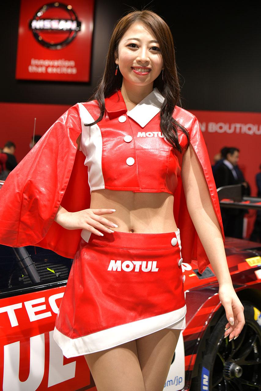 東京オートサロン2019コンパニオンギャラリー<br>小泉奈央/日産自動車