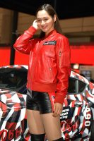 クルマ | 東京オートサロン2019コンパニオンギャラリー<br>不波アンナ/TOYOTA GAZOO Racing