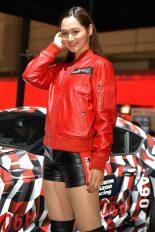 東京オートサロン2019コンパニオンギャラリー不波アンナ/TOYOTA GAZOO Racing