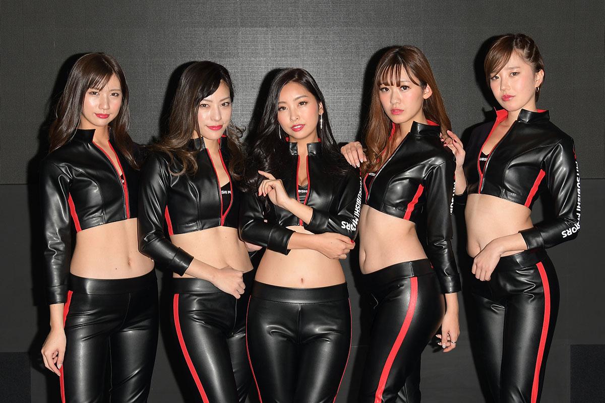 東京オートサロン2019コンパニオンギャラリー