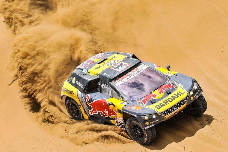 ラリー/WRC | ダカール:競技5日目、ローブが2度目のステージ優勝。ホンダのゴンサルヴェスがクラッシュで離脱