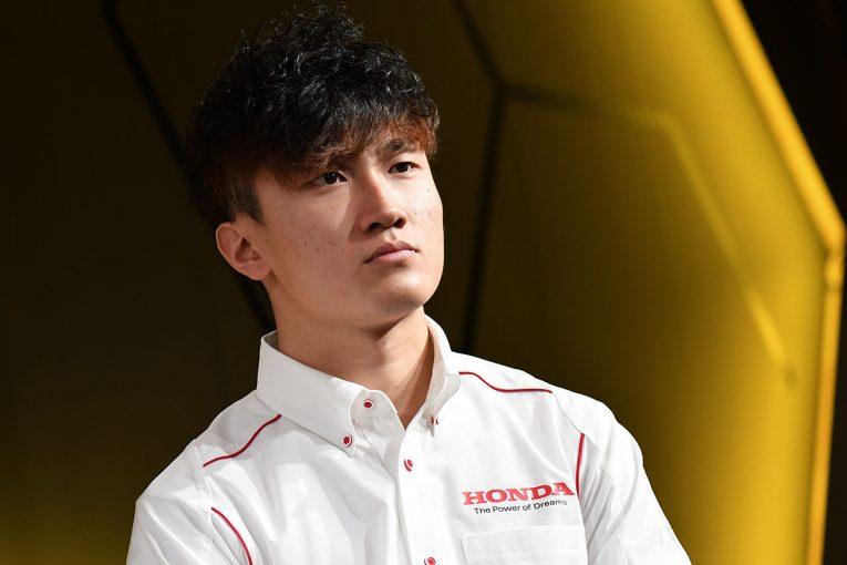 牧野任祐(Modulo Nakajima Racing)
