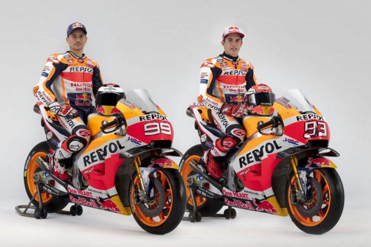 MotoGP | MotoGP:レプソル・ホンダ、2019年型RC213Vのスタジオショットを公開