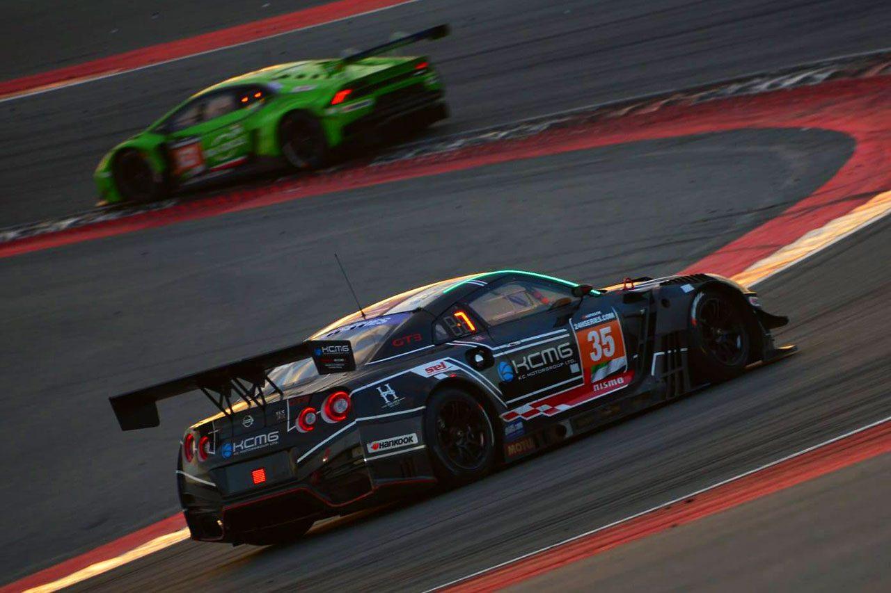 ドバイ24時間:88号車アウディが優勝。次生・千代組GT-Rは惜しくもストップ