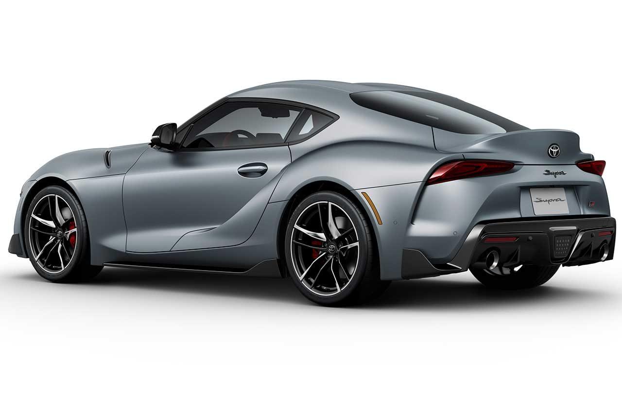 トヨタ、2019年春に国内発売の新型スープラを世界初公開。直6エンジン、FRレイアウトのDNA継承