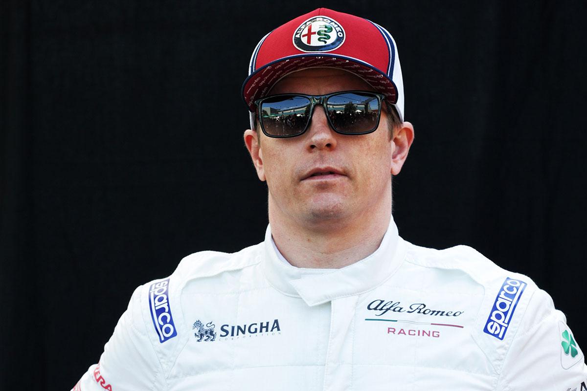 F1 | キミ・ライコネン(Kimi Raikkonen) 2019年