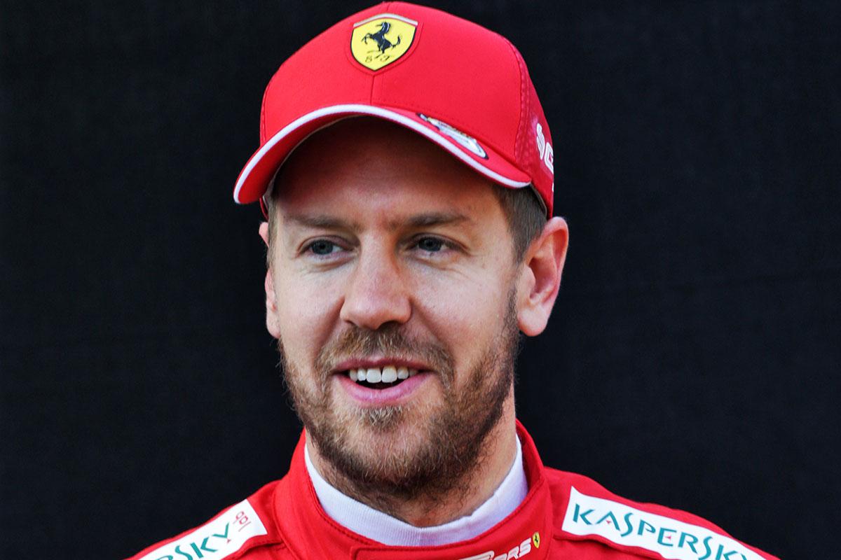 F1 | セバスチャン・ベッテル(Sebastian Vettel)(フェラーリ) 2019年