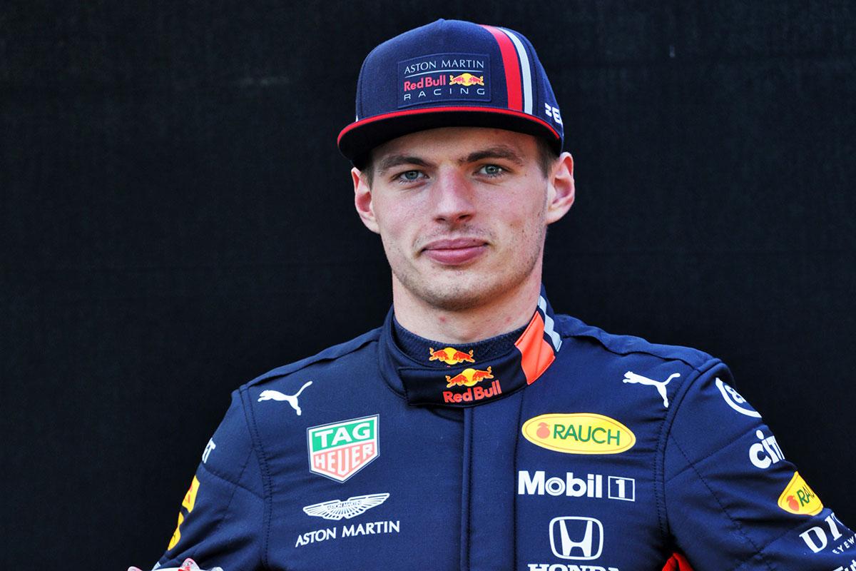 F1 | マックス・フェルスタッペン(Max Verstappen)(レッドブル・レーシング) 2019年