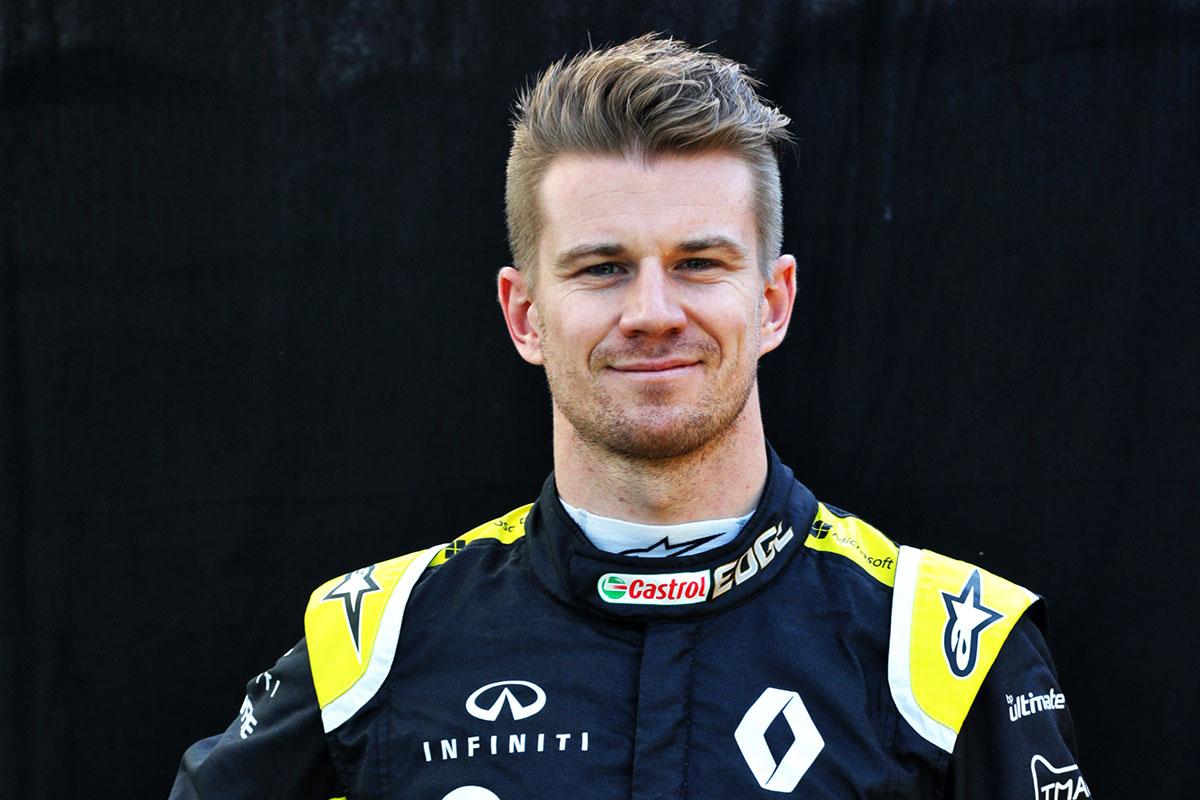 F1 | ニコ・ヒュルケンベルグ(Nico Hulkenberg)(ルノー) 2019年
