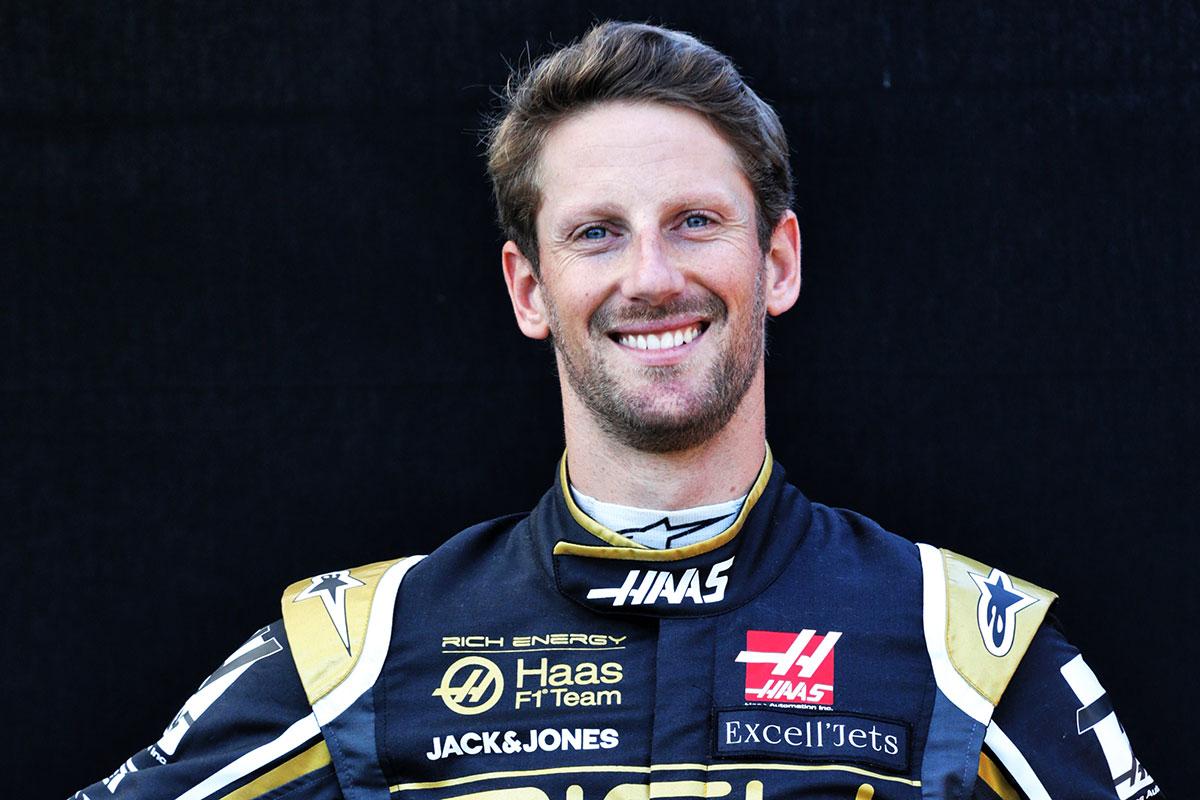 F1 | ロマン・グロージャン(Romain Grosjean) 2019年